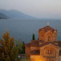 Svatý Joan a jezero
