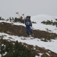 """""""Sníh"""" v 1 700 metrech"""