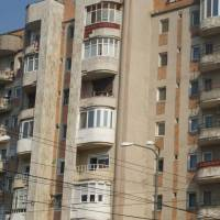 Balkóny v Aradu