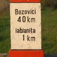 Patník U Jablanice