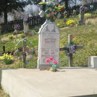 Rovensko - hřbitov