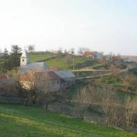 Rovensko - pohled na ves
