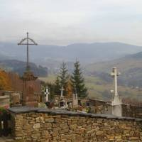 Paseky nad Jizerou - u kostela