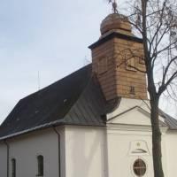 Kostel v Pasekách nad Jizerou