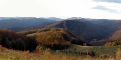 Panorama za Bígrem