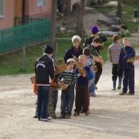 Bígr - děti s klapačkami
