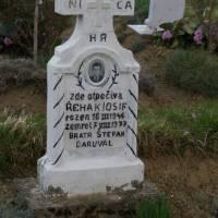 Bígr - hřbitov