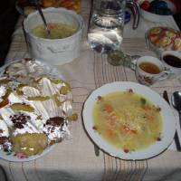 večeře v Gerniku
