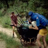Přeprava zavazadel: Prcek a Kleofáš