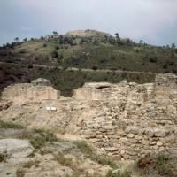 le Perthus - zbytky antických silnic