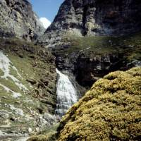 Valle de Ordesa - cascada Caballo