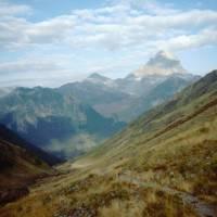 Pic du Midi d'Ossau (vzdau)