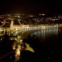 Noční San Sebastian