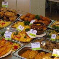 Krym, Alušta - jídelna