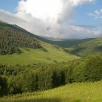Kavkaz, nad Archyzem