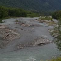 Kavkaz, řeka Aksaut