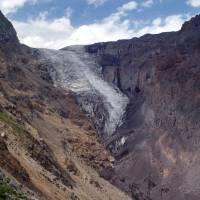 Kavkaz, ledopád Azau