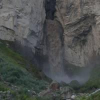 Kavkaz, Džily su - vodopád