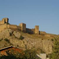 Krym, Sudak - pevnost