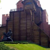 Kyjev - Zlaté vrata