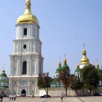 Kyjev - sv. Sofie