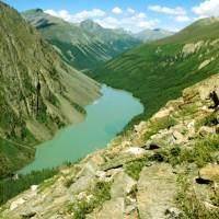 Šavlinské jezero