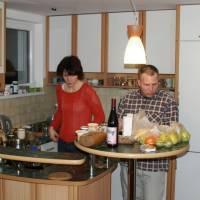 u Marty doma - Marta a Jura
