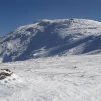 Babia hora z podvrcholu