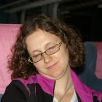 Janča ve vlaku