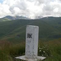 Kosovský hraniční patník