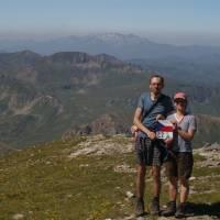 Šar planina, Titov vrv -vrcholovka