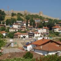 Ohrid, staré město a pevnost