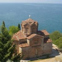 Ohrid, kostel sv. Klimenta