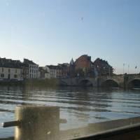 Foto z lodi - z okýnka