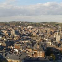 Centrum Namuru z pevnosti