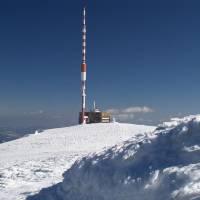 Vysílač na Kraľovej  holi