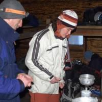 V útulně Andrejcova - Lenka a Koudy vaří snídani