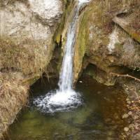 Vodopády Hájského potoka