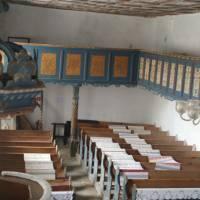V kostele v Silické Brezové