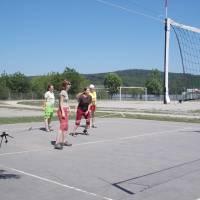Volejbal - tým Preventivní prohlídka
