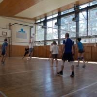 Volejbal - nedělní finále