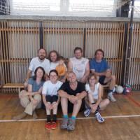 Úspěšný tým Mejdel - celkové 3. místo