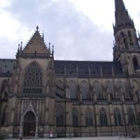 Linec - největší kostel v Rakousku