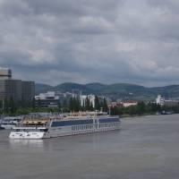 Vídeň a lodě