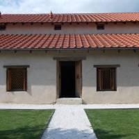 Carnuntum - replika dobového antického domu