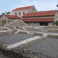 Carnuntum - replika dobových domů