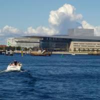 Kodaň - divadlo a opera