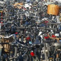 Kodaň - bicykli všude