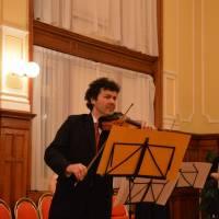 Orchestr z Nového Jičína - sólista