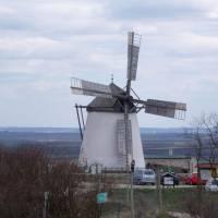 Větrný mlýn v Retzu